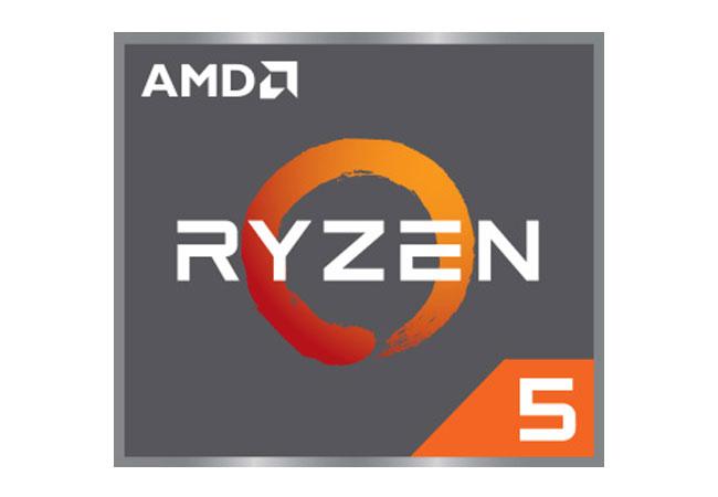Gaming PC mit AMD Ryzen 5 3000-Serie Prozessor
