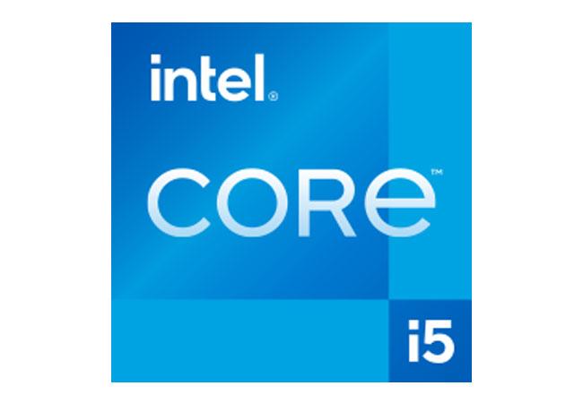PC mit Intel Core i5 CPU