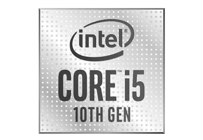 PC mit Intel Core i5 CPU