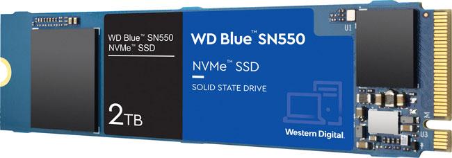 PC mit WD Blue