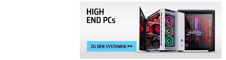 High End PCs mit Windows 11