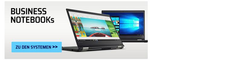 Business Notebooks mit Windows 11